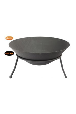 Emrys Cast Iron Fire Bowl