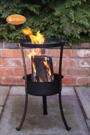 - Swedish Log burner, inc BBQ grill