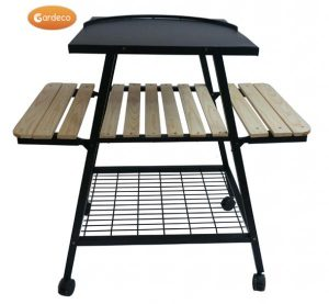 - Pizza oven trolley stand for PIZZARO oven, 110cm high (oven sold separately)