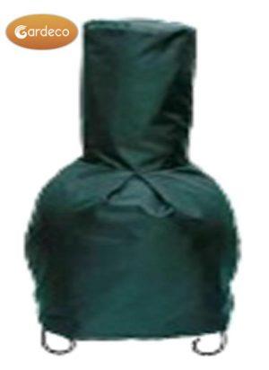 - Clay Chimenea Winter Coat - CHIMALIN AFC-C51 chimeneas