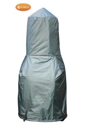 Clay Chimenea Winter Coat - Extra-Large / Jumbo