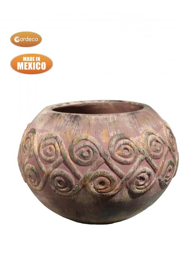 -Large AESTREL fire bowl Celtic theme