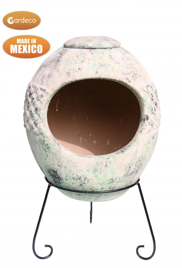 - Haeddyn Ellipse shaped Mex chim Celtic theme including stand and lid