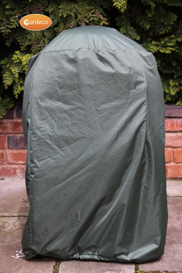 -Clay Chimenea Winter Coat - large Ellipse