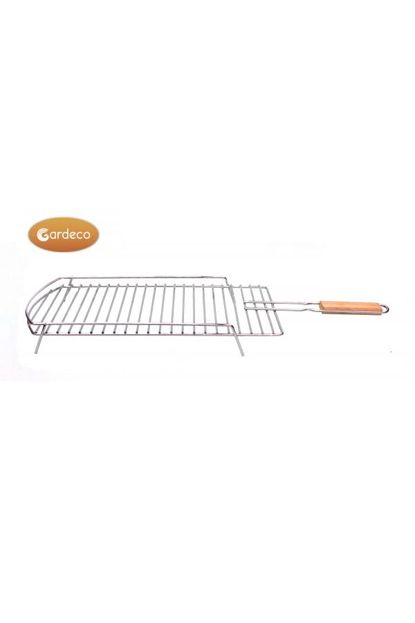 Removable Stainless Steel XL BBQ grill With Balcony