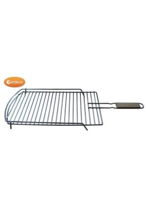 Removable Steel XL BBQ Grill with Balcony