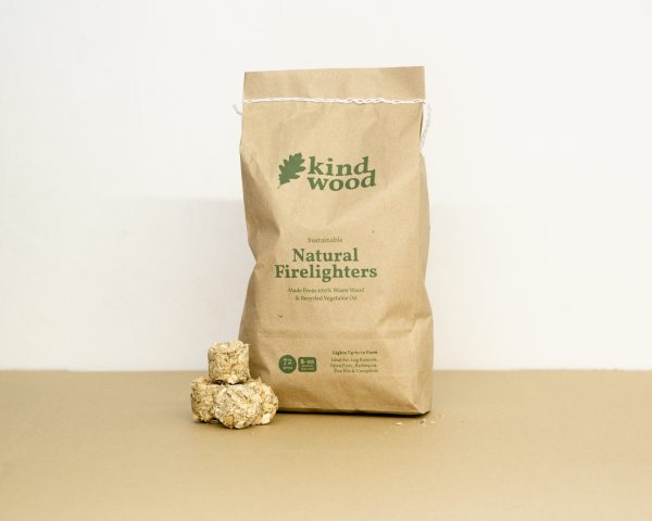 Pack of Natural Firelighters