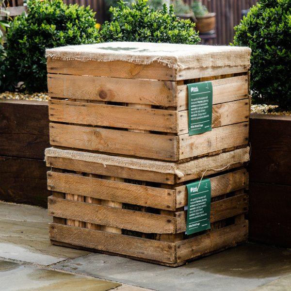 Kiln Dried Firewood Logs (Small Crate)