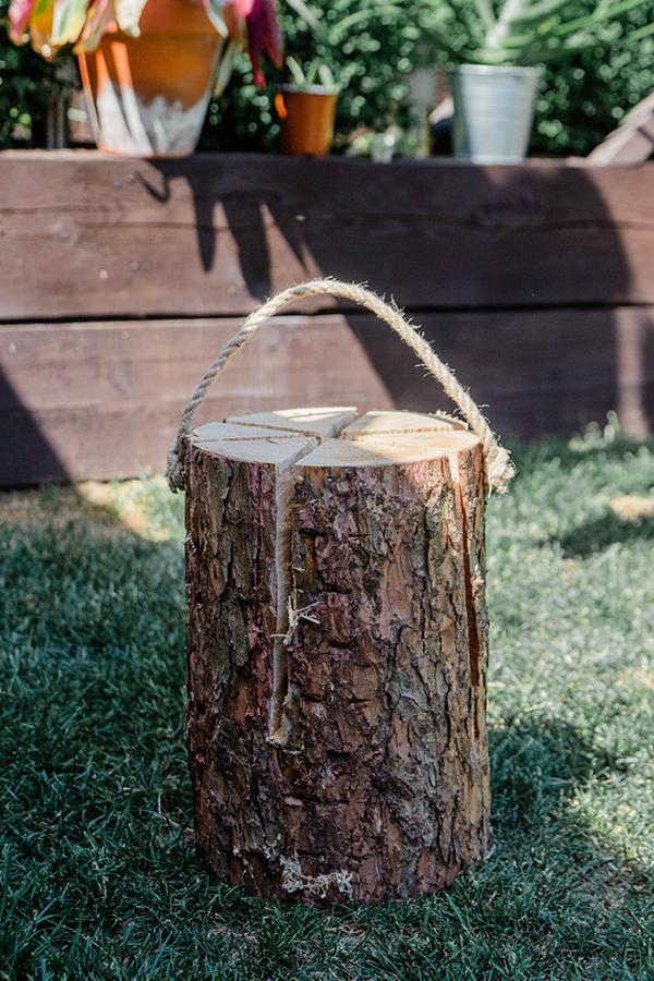Swedish Torch Log