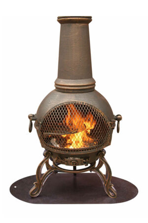 Chimenea & Fire Pit Floor Protector