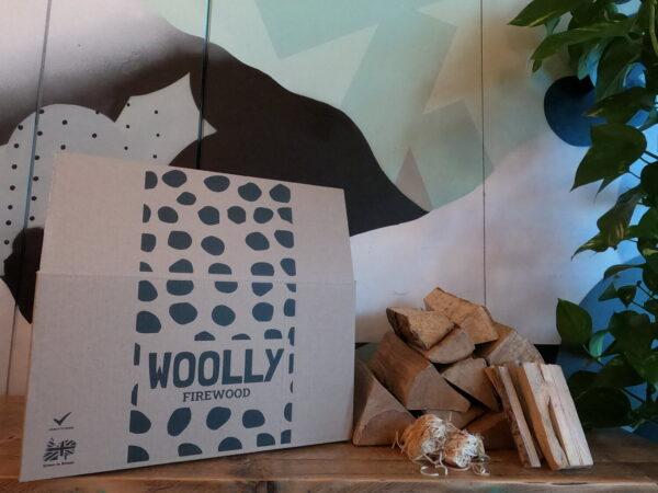 Large Firewood Bundle Box